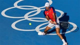 Djokovic thắng dễ, Ashleigh Barty bị loại ở vòng đầu Olympic Tokyo