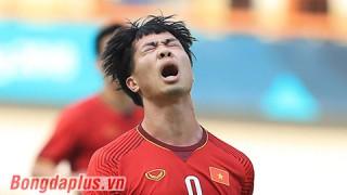 HLV Park Hang Seo gạch tên Công Phượng ở ĐT Việt Nam