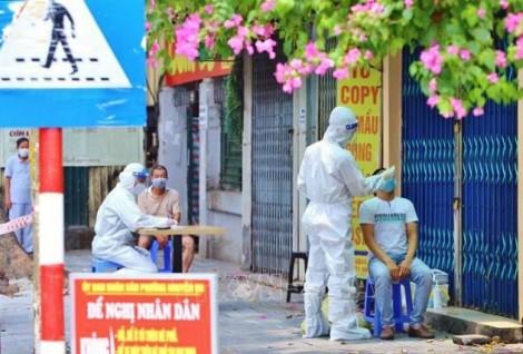 Sáng 26-7-2021, Việt Nam có 2.708 ca mắc mới COVID-19, thêm 77.967 liều vaccine được tiêm
