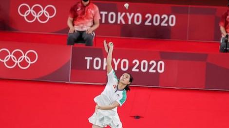 Olympic Tokyo 2020: Thuỳ Linh không thể làm nên bất ngờ trước tay vợt Đài Loan
