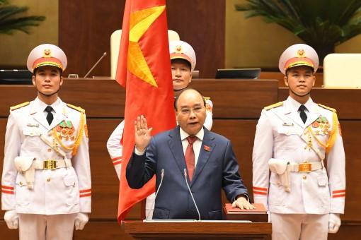 Toàn văn phát biểu của Chủ tịch nước Nguyễn Xuân Phúc tại Lễ Tuyên thệ nhậm chức