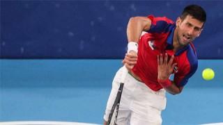 Djokovic thắng trận thứ 20 liên tiếp