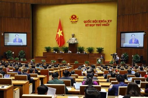 Ngày 27-7-2021, Quốc hội thảo luận các chương trình mục tiêu quốc gia giai đoạn 2021 - 2025