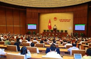 Ngày 28-7-2021, Quốc hội sẽ bế mạc, biểu quyết thông qua Nghị quyết kỳ họp thứ nhất, Quốc hội khóa XV