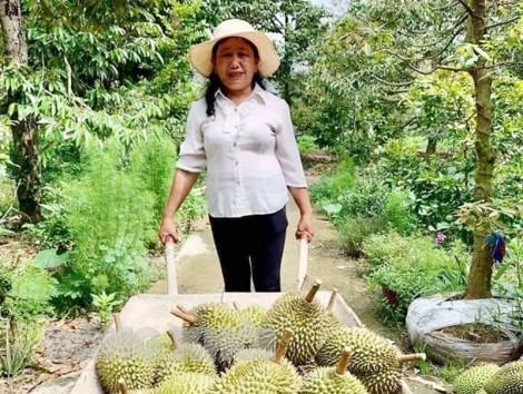 Châu Thành tháo gỡ khó khăn trong tiêu thụ nông sản