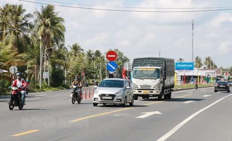 Đón công dân từ TP. Hồ Chí Minh về tỉnh theo từng đợt