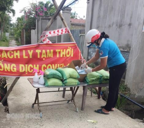 Hội Liên hiệp Phụ nữ TP. Bến Tre thành lập đội nữ xung kích hỗ trợ người dân mua nhu yếu phẩm