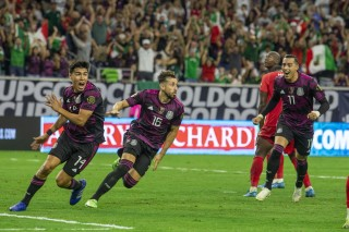 Mexico gặp Mỹ ở chung kết Gold Cup 2021