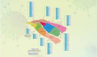 [Infographis] Thông tin dịch Covid-19 tại Bến Tre, ngày 30-7-2021