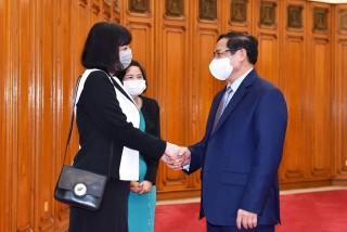 Thủ tướng Phạm Minh Chính đề nghị Romania tiếp tục hỗ trợ Việt Nam về vaccine