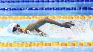 Huy Hoàng chỉ xếp thứ 12, không thể vào chung kết 1.500m bơi