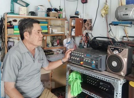 Đài Truyền thanh ấp Hòa Trung góp phần phòng chống Covid-19