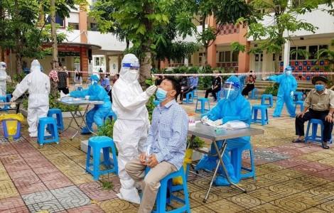 Dịch COVID-19: Ngày 1-8-2021, Việt Nam ghi nhận 8.620 ca mắc mới