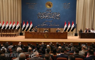 Iraq: 21 đảng phái tham gia tranh cử Quốc hội khóa mới