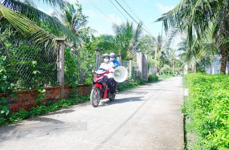 Thạnh Phú: Truyền thanh cơ sở trong phòng chống dịch Covid-19