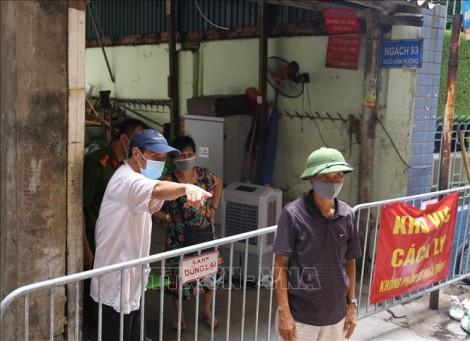 Sáng 2-8-2021, Việt Nam công bố 3.201 ca nhiễm mới SARS-CoV-2, thêm 209.156 liều vaccine được tiêm