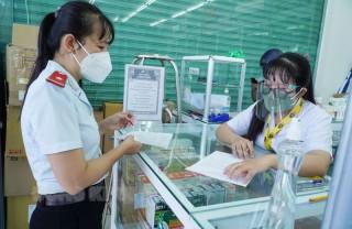 Thanh tra Sở y tế kiểm tra công tác phòng dịch Covid-19