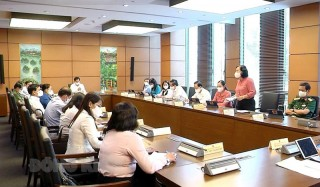 Chương trình xây dựng luật, pháp lệnh và Chương trình hoạt động giám sát của Quốc hội