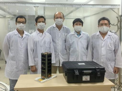Vệ tinh Việt Nam sẽ được Nhật Bản phóng lên quỹ đạo trước tháng 3-2022