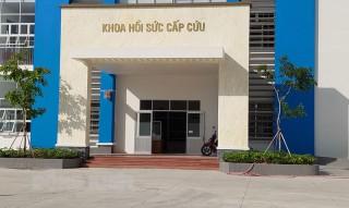 Thành lập Khoa Cấp cứu, hồi sức tích cực điều trị Covid-19