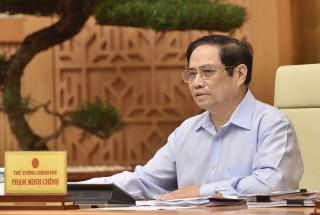 Thủ tướng Phạm Minh Chính chủ trì Hội nghị trực tuyến toàn quốc về công tác quy hoạch