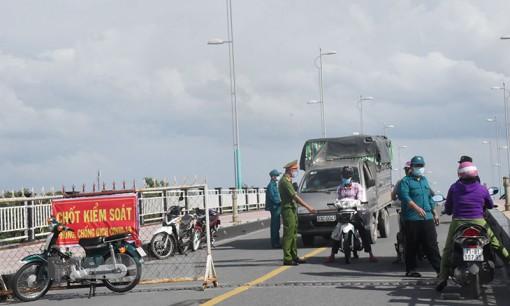 Bảo đảm trật tự an toàn giao thông trong điều kiện dịch Covid-19