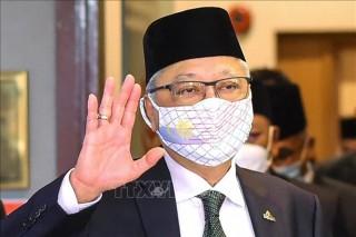 Ông Ismail Sabri Yaakob tuyên thệ nhậm chức Thủ tướng Malaysia