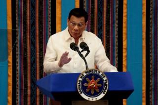 Ông R. Duterte sẽ tranh cử chức Phó tổng thống Philippines vào năm sau