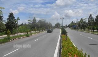 Đổi tên đường tỉnh 885 mang tên đường Trương Vĩnh Trọng