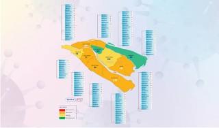 [Infographics] Thông tin dịch Covid-19 tại Bến Tre, ngày 7-9-2021