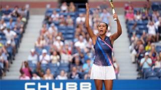 Leylah Fernandez làm nên kỳ tích ở US Open 2021