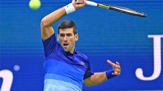 Djokovic đấu Medvedev ở chung kết US Open 2021
