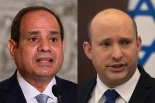 Thủ tướng Israel Naftali Bennett thăm chính thức Ai Cập