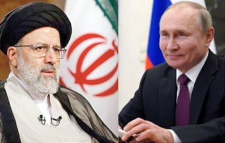 Tổng thống Putin tự cách ly, hoãn vô thời hạn cuộc gặp với Tổng thống Iran