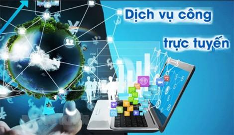 100% đơn vị, địa phương triển khai dịch vụ công trực tuyến mức độ 4