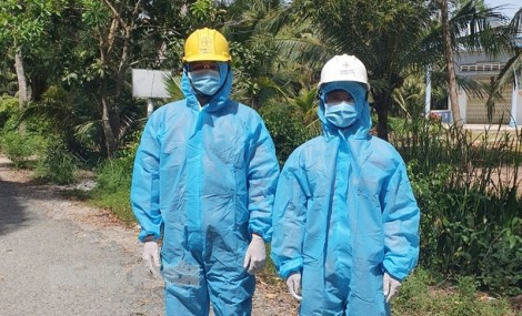 Công ty Điện lực Bến Tre cấp điện an toàn, ổn định để phòng, chống dịch Covid-19