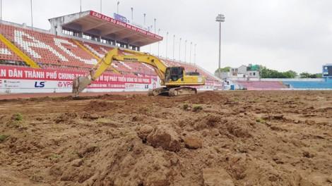 """Sân Lạch Tray được """"bật đèn xanh"""" tổ chức Vòng loại World Cup 2022"""