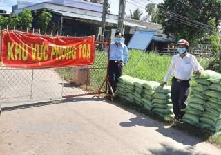 Cựu chiến binh xã An Thuận tích cực tham gia phòng chống dịch