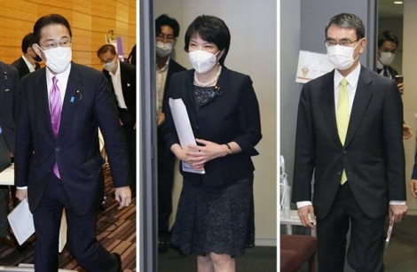 Đảng cầm quyền Nhật Bản khởi động chiến dịch tranh cử chức chủ tịch
