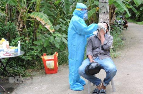 Châu Thành tập trung giải pháp thực hiện phòng, chống dịch bệnh Covid-19 trong điều kiện bình thường mới
