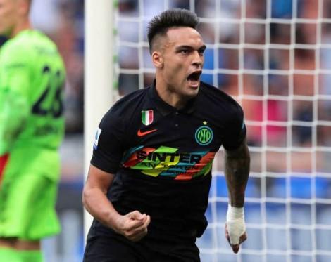 Vùi dập đối thủ, Inter trở lại ngôi số 1