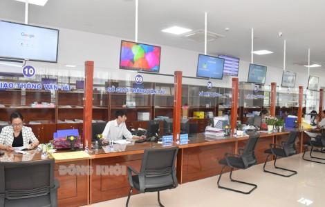 Công an tỉnh tiếp nhận và giải quyết thủ tục hành chính trực tuyến mức độ 3, 4