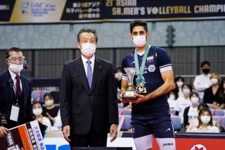 Iran thống trị danh hiệu cá nhân giải bóng chuyền nam Vô địch châu Á