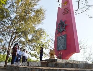 Hướng đến tuyên truyền Kỷ niệm 60 năm Đường Hồ Chí Minh trên biển