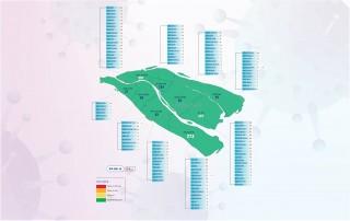 [Infographics] Thông tin dịch Covid-19 tại Bến Tre, ngày 21-9-2021