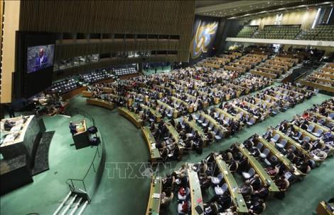 Khóa họp 76 Đại hội đồng Liên hợp quốc: Taliban đề nghị được phát biểu