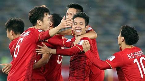 Chốt thời gian diễn ra trận đấu giữa ĐT Việt Nam vs ĐT Trung Quốc