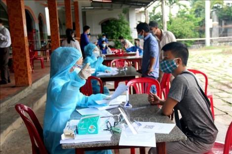Ngày 28-9-2021, Việt Nam ghi nhận 4.589 ca nhiễm mới, giảm hơn 50% so với hôm trước
