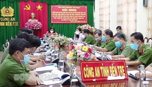 Hội nghị trực tuyến tổng kết quy chế phối hợp trong kiểm tra, giám sát, thi hành kỷ luật của Đảng