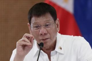 Tổng thống Philippines Duterte tuyên bố sẽ từ giã chính trường